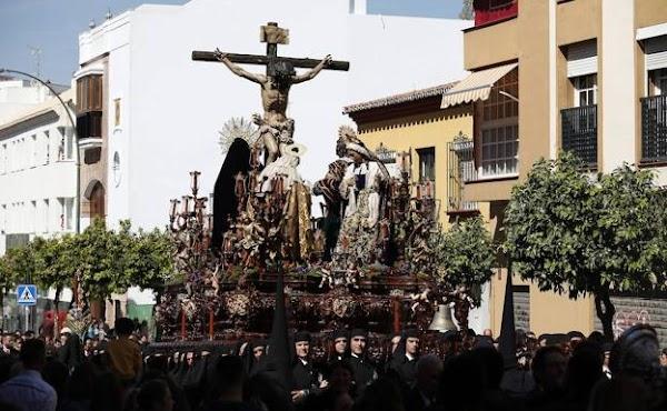 El Cristo de las Penas de Málaga protagonizará un vía crucis extraordinario por los 125 años de los Salesianos en Málaga
