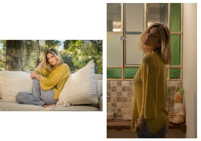 Sweaters de moda mujer 2017 primavera verano.