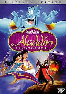 Disney迪士尼動畫: 阿拉丁神燈