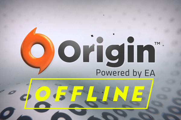 Cara Aplikasi Origin Selalu Offline Ketika Dibuka