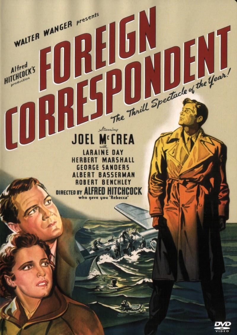 Η αφίσα της ταινίας Ξένος Ανταποκριτής