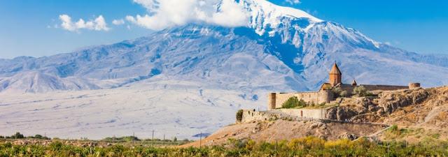 KHÁM PHÁ ĐẤT NƯỚC ARMENIA- PHẦN 2