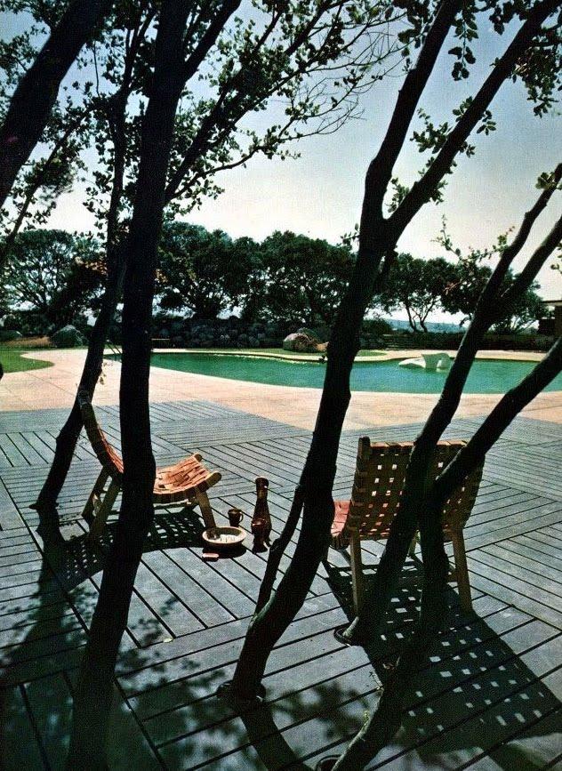 Freeform Pool By Thomas Church Modern Design By