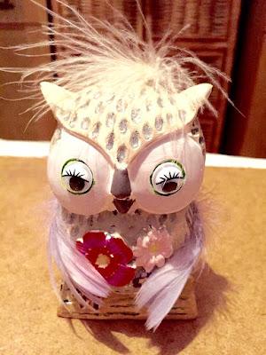 Owl handmade