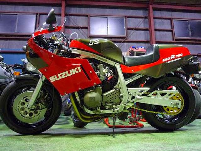 Suzuki Slab Side