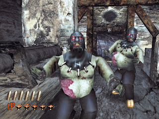 Screenshot 1 The House Of The Dead 2 Full Version