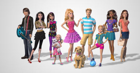 Barbie Informacion Sobre Barbie Life In The Dreamhouse