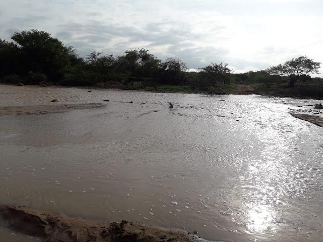 Choveu 120mm no município de Viçosa/RN