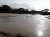 Na madrugada desta sexta-feira choveu 120mm em Viçosa, RN