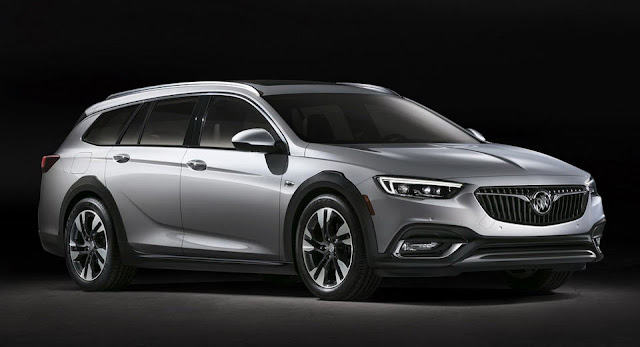 Buick Thinks Regal Wagon Will Exceed Expectations In U.S.
