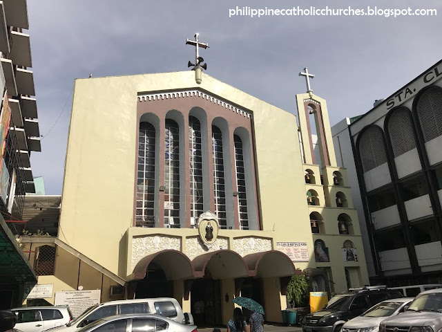 SANTA CLARE DE MONTEFALCO PARISH CHURCH, Pasay City, Philippines