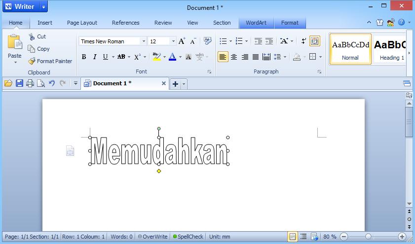 Kingsoft Writer