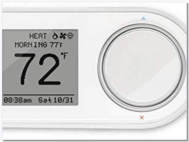 Lux Geo Wifi Programmable Thermostat