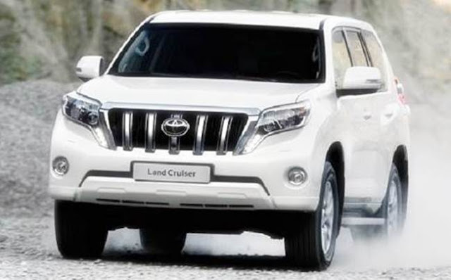 2018 Toyota Land Cruiser Rumors
