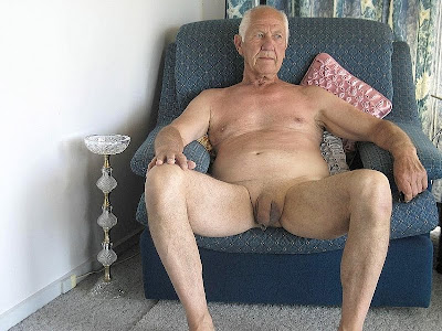 very old nude men