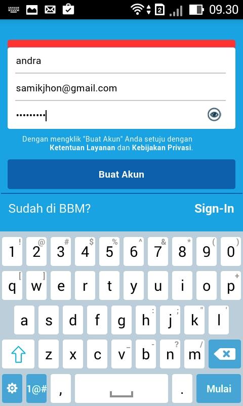 Cara Mudah Mengaktifkan Bbm Atau Daftar Id Bbm Baru Di Android
