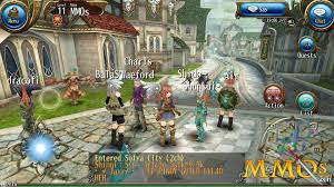 RPG Toram Online Android