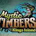 Update 2: Construção da Mystic Timbers, nova montanha russa de madeira do Kings Island
