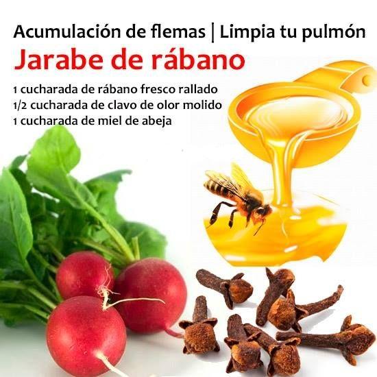 medicina natural para limpiar y fortalecer los pulmones