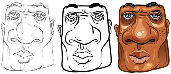 Fernando Creative Design Cartoon Character Animation