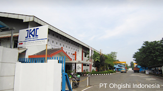 Lowongan Kerja Bekasi PT Ohgishi Indonesia