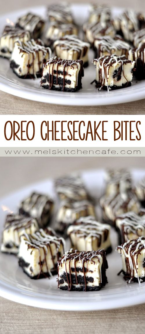 ★★★★★ 6 Review : OREO CHEESECAKE BITES #cookies #cookierecipes #easycookierecipes #oreo #oreocheescake #cheescake #cake #bites
