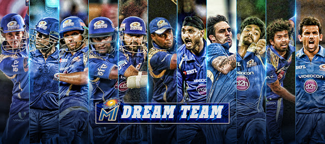 mumbai indians team 2019