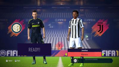 FIFA 14 MyPatch 2018 Season 2017/2018