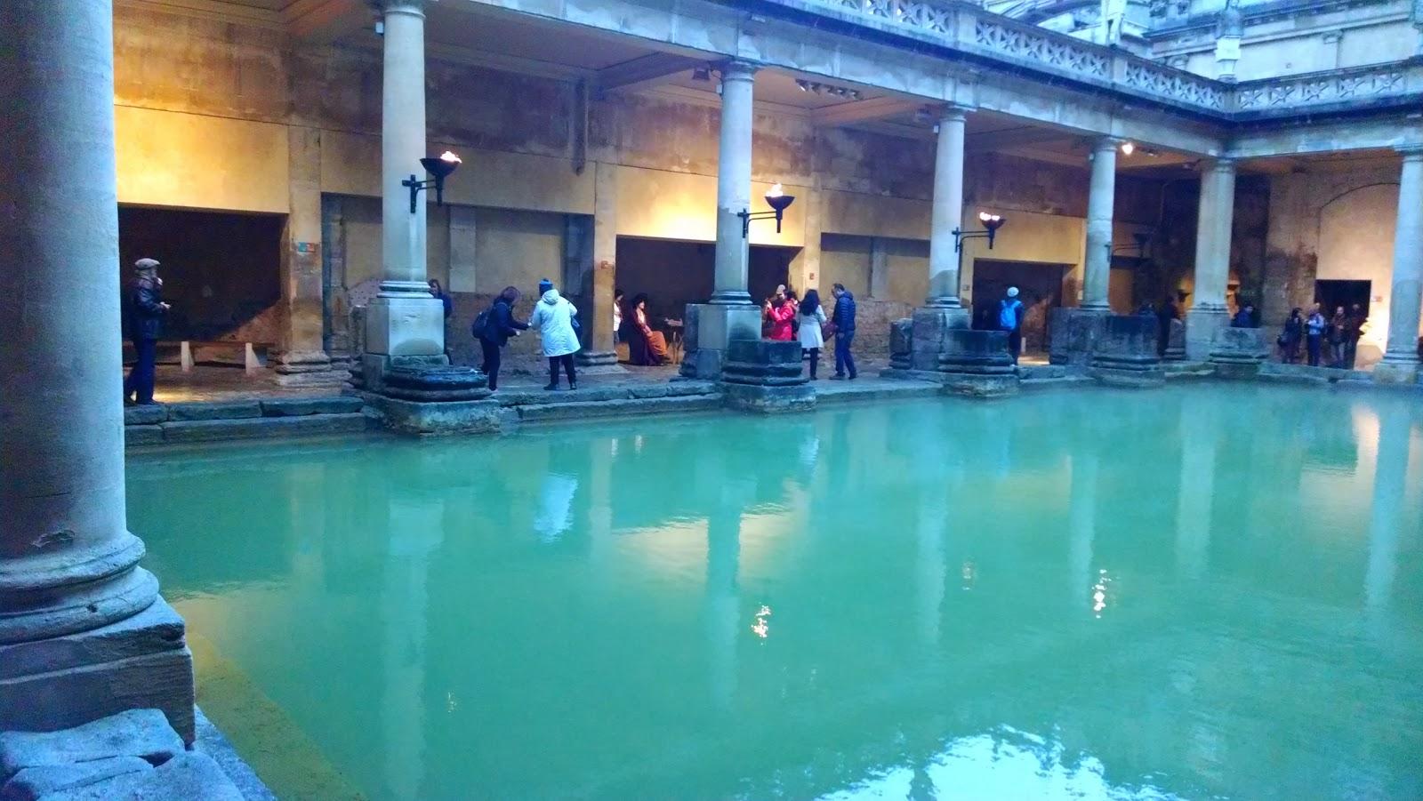 Back of the Envelope: Bath