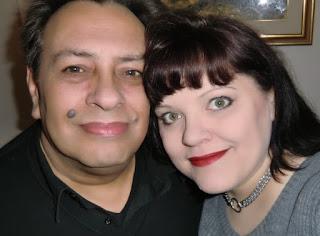 Padrone Marco and Michelle Fegatofi Collared