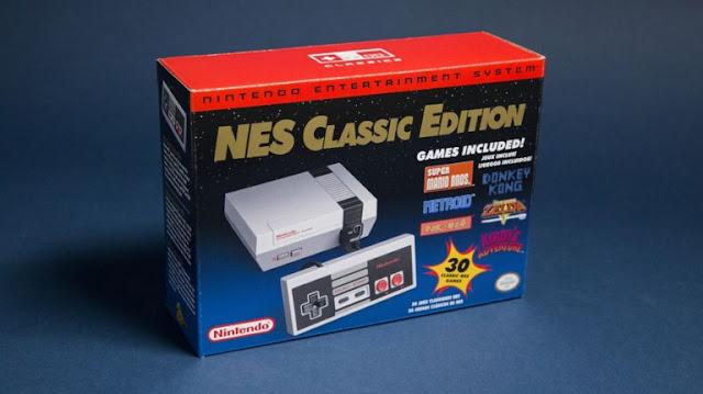 رسميا عملية إنتاج جهاز NES Classic Edition ستتوقف قريبا بأمريكا