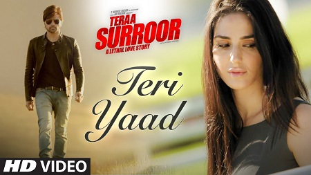 TERI YAAD New Video Songs 2016 TERAA SURROOR Himesh Reshammiya and Badshah