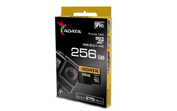 ADATA Premier ONESeries UHS-II U3 microSD
