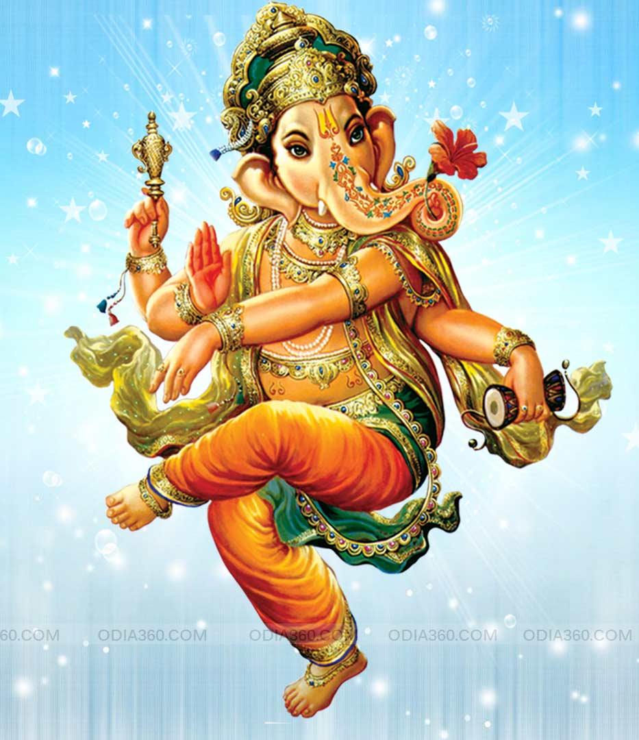 Lord Ganesha HD Wallpaper For Desktop Mobile Download