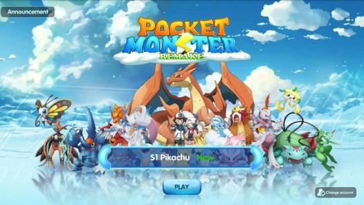 Download Pocket Monsters Remake Mod apk v1 0 4 | Pokemon GO