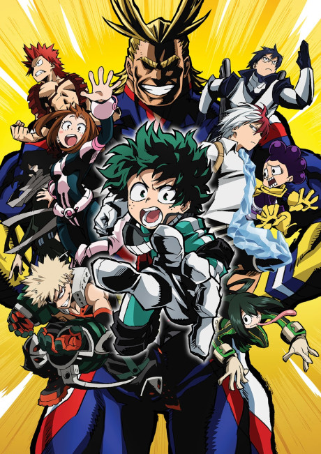 Boku No Hero Academia Season 2 Batch Subtitle Indonesia
