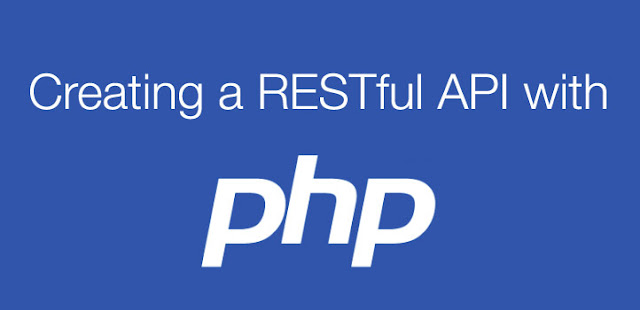 Creating a RESTful API with PHP