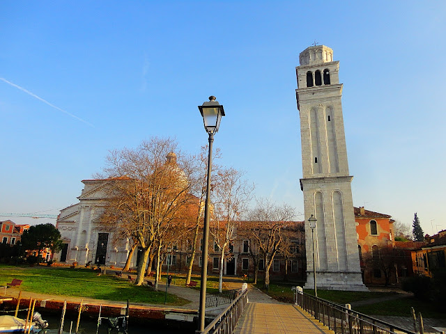 Zvonice baziliky San Pietro di Castello, Benátky