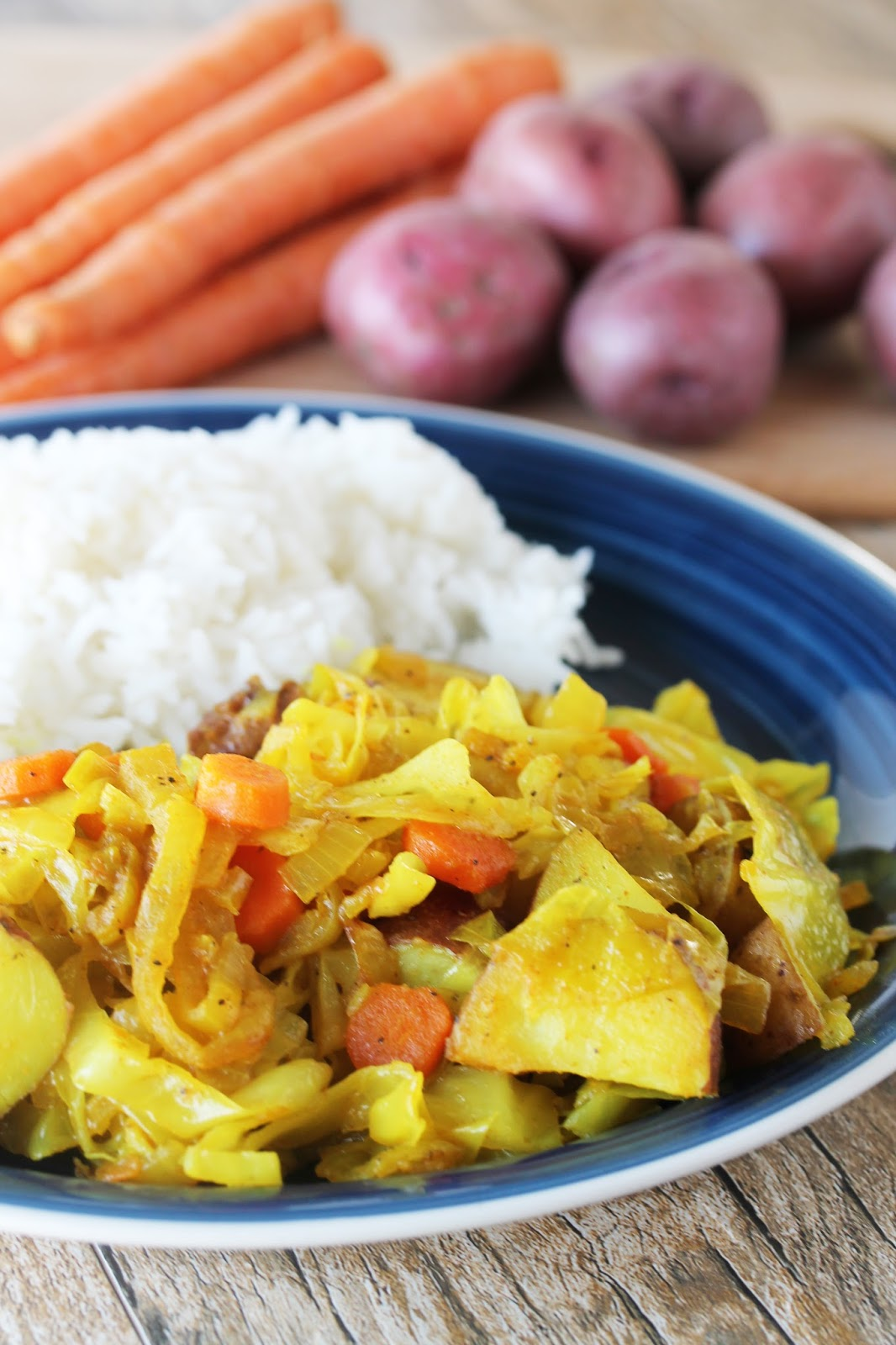 Tikel gomen ethiopian cabbage dish thestayathomechef save forumfinder Gallery