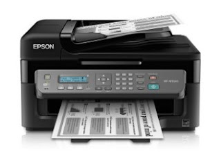 Epson WorkForce WF-M1560 Monochrome