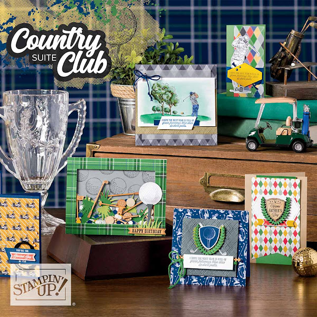 Country Club Suite | item #153930 | $77.75 | Nicole Steele The Joyful Stamper