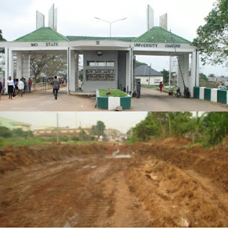IMSU Front Gate Possibly To Be Relocated To Mbonu Ojike