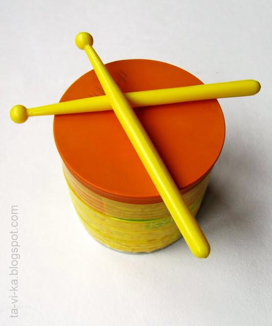 барабан - детская игрушка