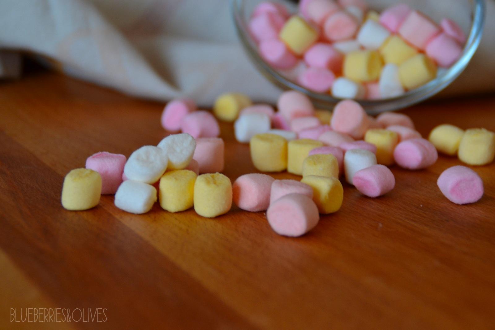 Nubes de caramelo Chocolate caliente especiado 7