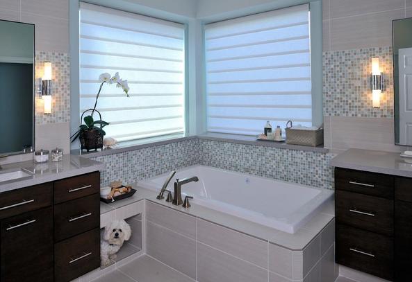 keramik kamar mandi sangat sederhana