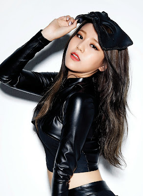 AoA Hyejeong Like A Cat Profile