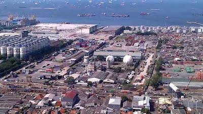 SP JICT Pelabuhan