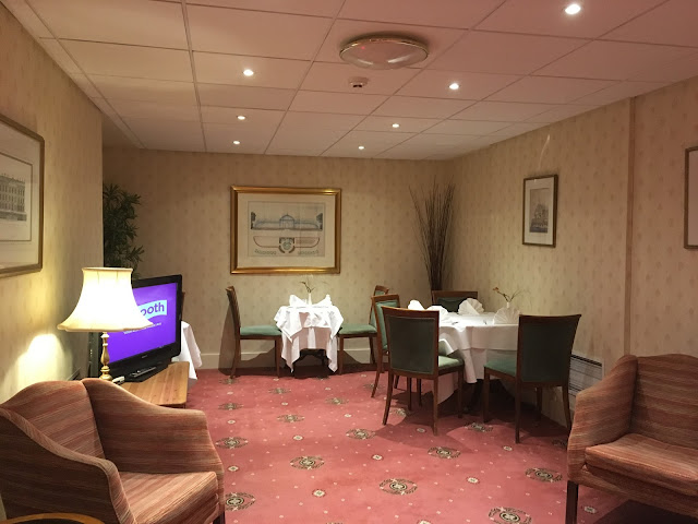 relaxation lounge at grand hotel eastbourne spa