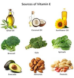 Manfaat Vitamin E bagi Kesehatan Anak