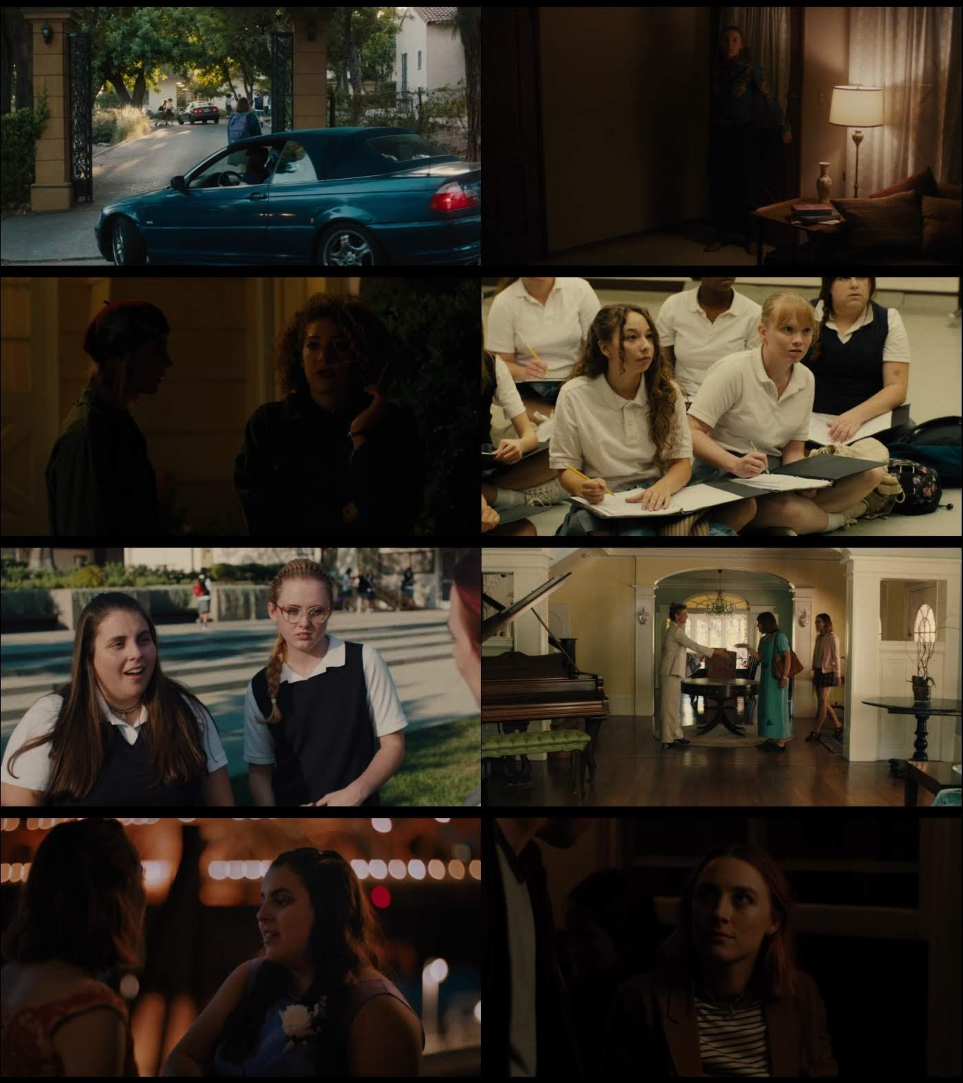 Lady Bird 1080p Latino